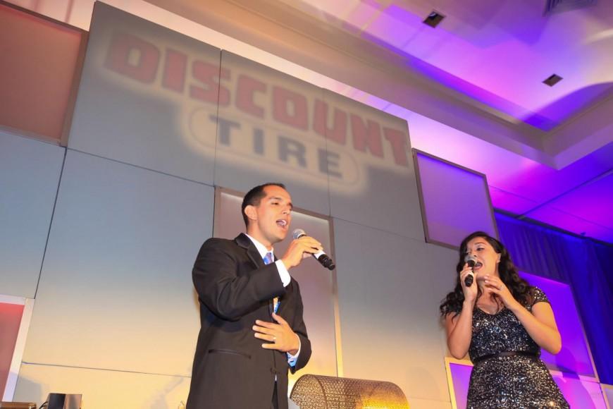 Discount Tire San Diego Region 2017 Celebration Event Photography - Hyatt La Jolla - AbounaPhoto