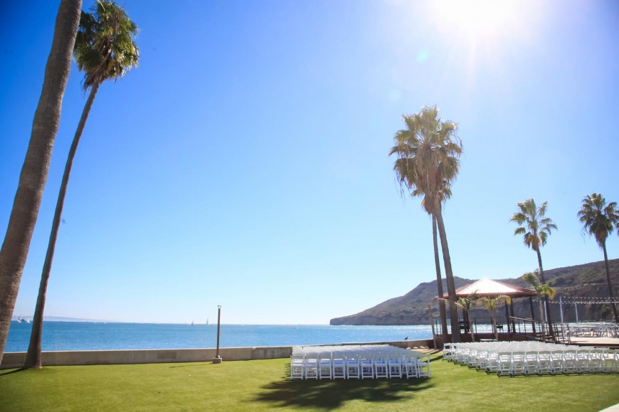 Laurinda and Tristan - San Diego Wedding Photography at Ocean View - AbounaPhoto