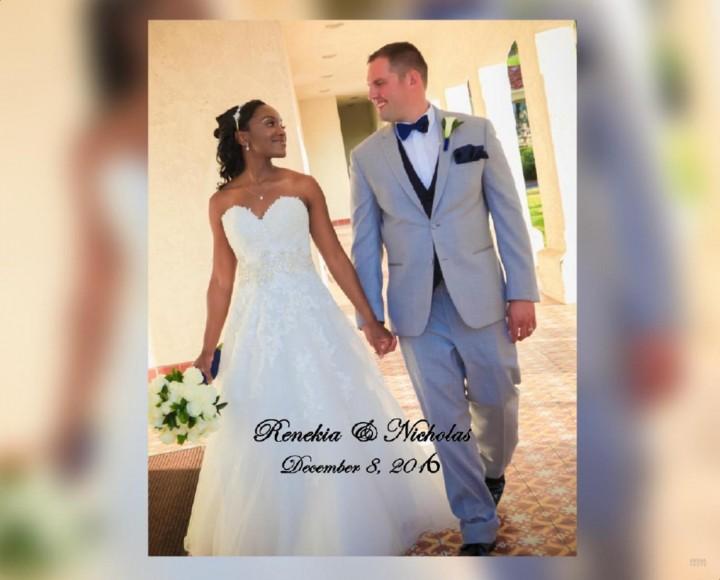 Renekia and Nick Wedding Photo Album- AbounaPhoto San Diego -