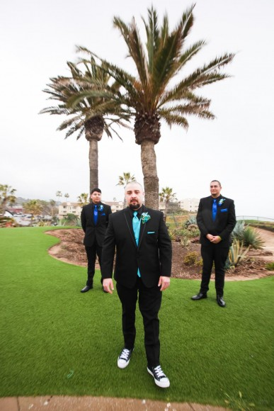 Nikki and Rudy - Fletcher Cove Encinitas - Elks Lodge Wedding - AbounaPhoto