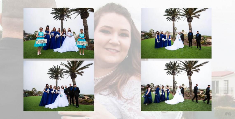 Nikki and Rudy Wedding Album Design - San Diego wedding photographer AbounaPhoto -026-027