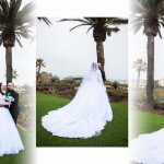 Nikki and Rudy Wedding Album Design - San Diego wedding photographer AbounaPhoto
