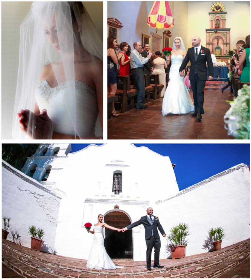 It's a Love Story Wedding Photography in San Diego - AbounaPhoto
