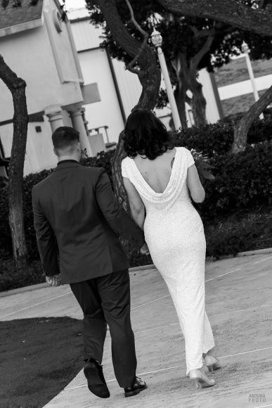 Lorraine and Tommy - Wedding Photography Naval Base San Diego Admiral Kidd - AbounaPhoto