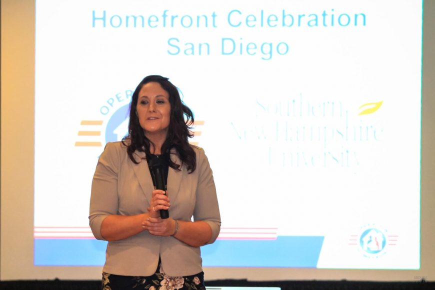 Operation Homefront Celebration Photos San Diego - AbounaPhoto