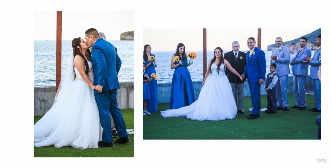 Alicia and Peter - San Diego Oceanfront Wedding Photography Album - AbounaPhoto - 014-015