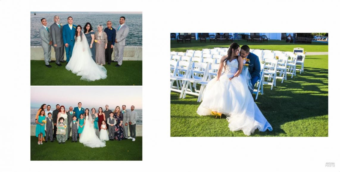 Alicia and Peter - San Diego Oceanfront Wedding Photography Album - AbounaPhoto - 018-019
