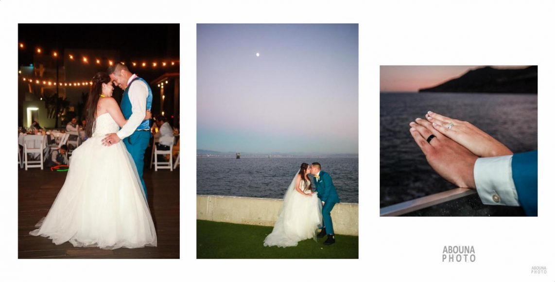Alicia and Peter - San Diego Oceanfront Wedding Photography Album - AbounaPhoto - 026-027