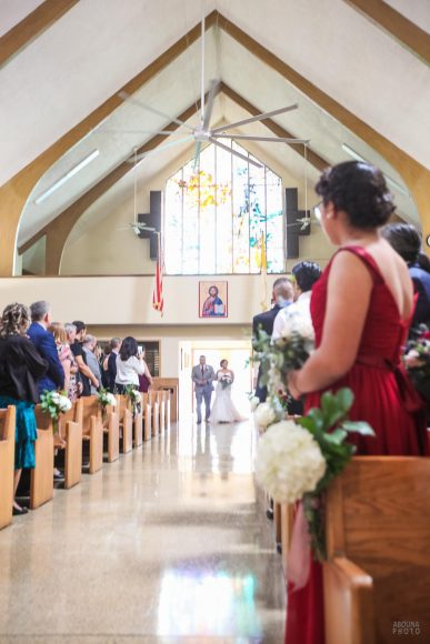 Amanda and Paul Wedding Photos - Saint Charles Catholic Church San Diego - AbonaPhoto - IMG_2683