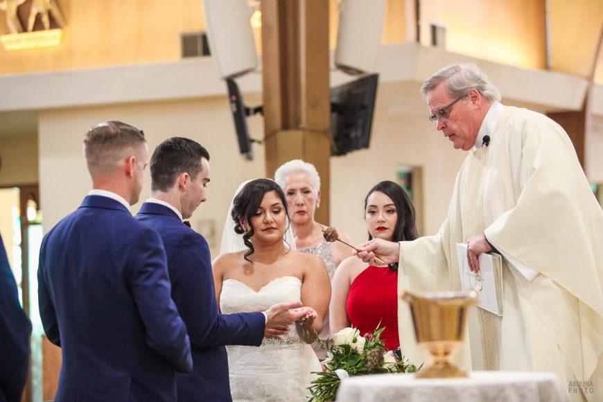 Amanda and Paul Wedding Photos - Saint Charles Catholic Church San Diego - AbonaPhoto - IMG_2825