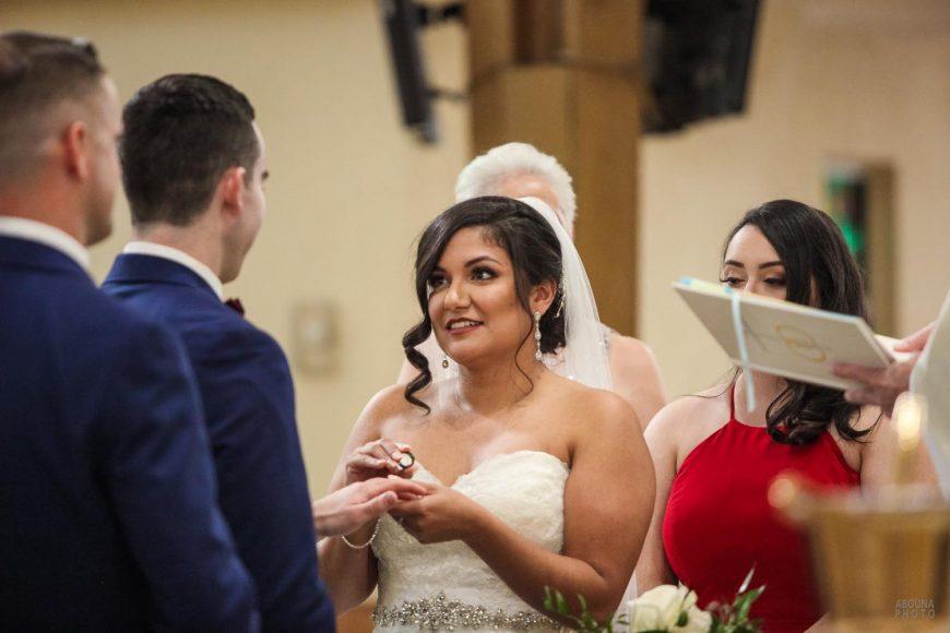 Amanda and Paul Wedding Photos - Saint Charles Catholic Church San Diego - AbonaPhoto - IMG_2832