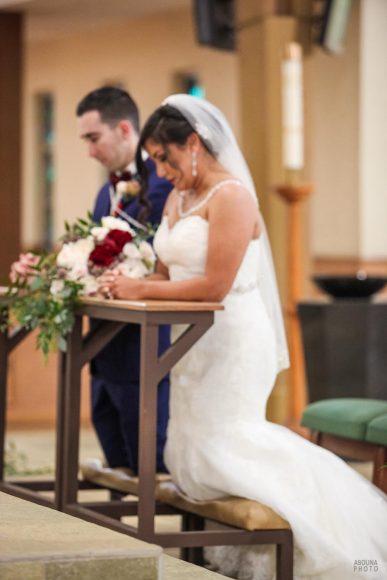 Amanda and Paul Wedding Photos - Saint Charles Catholic Church San Diego - AbonaPhoto - IMG_2872