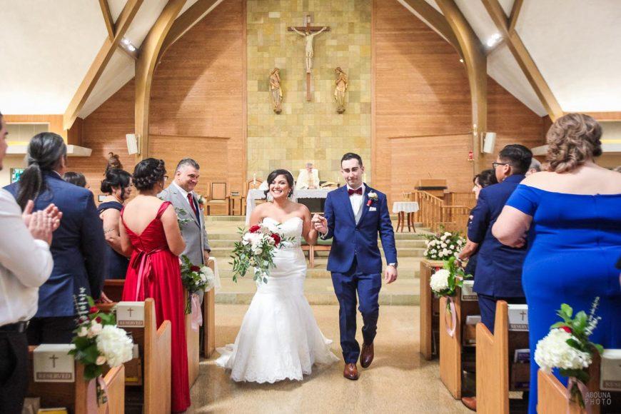 Amanda and Paul Wedding Photos - Saint Charles Catholic Church San Diego - AbonaPhoto - IMG_2999