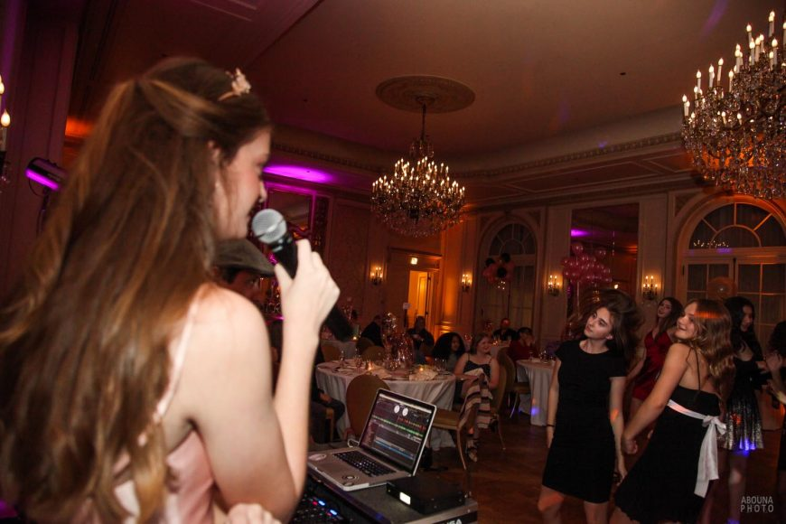 Mallory's Sweet 16 Birthday Party Photography Westgate Hotel San Diego - AbounaPhoto - IMG_4338