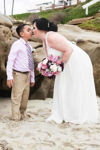 Natalia and Anthony - Wedding Photography at Windansea Beach and Tom Hams Lighthouse by AbounaPhoto San Diego -IMG_0064