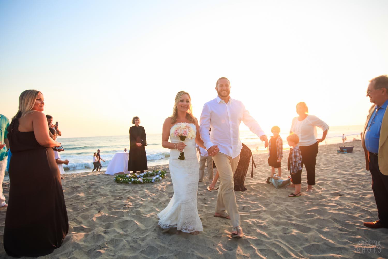 Lauren And Mack Beach Wedding In Carlsbad California By Photographers San Go Abounaphoto