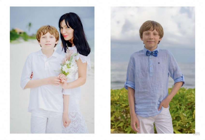 Pelletier Family Photo Album in the Cayman Islands by AbounaPhoto San Diego -017