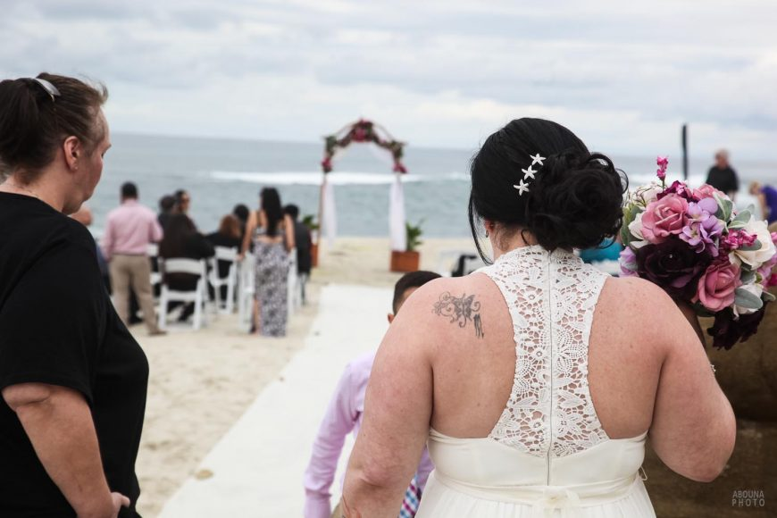 Natalia and Anthony - Wedding Photography at Windansea Beach and Tom Hams Lighthouse by AbounaPhoto San Diego -IMG_0072