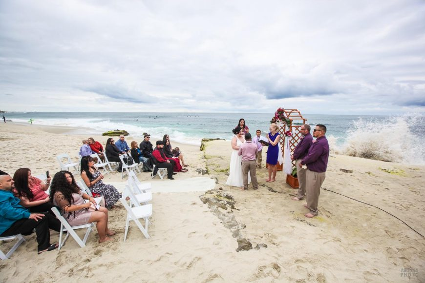Natalia and Anthony - Wedding Photography at Windansea Beach and Tom Hams Lighthouse by AbounaPhoto San Diego -IMG_0140